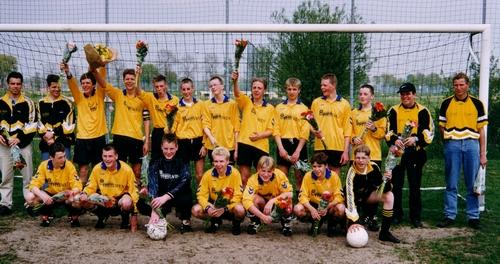 BVV  B1 1998-1999