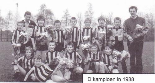 BVV  D1 1987-1988