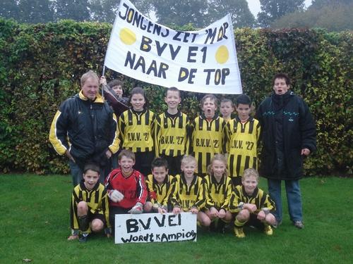 BVV E1 Najaar 2006