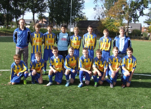 ST SV United-BVV C1 Voorjaar 2014