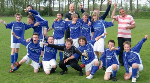 SV United D1CO Voorjaar 2010