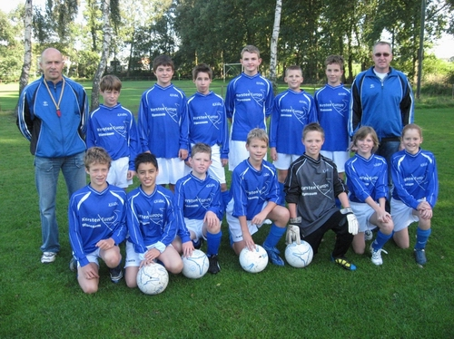SV United D2CO najaar 2010
