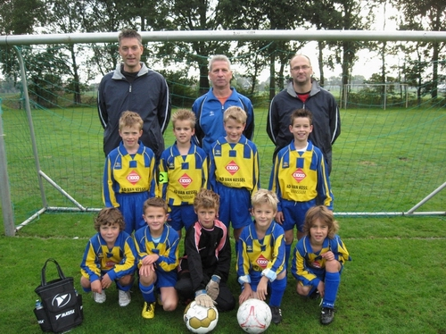 SV United F1CO najaar 2010